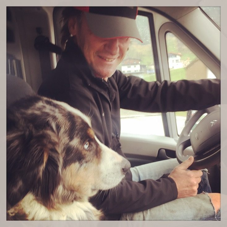 Hundemensch Hundelieb Camping Wohnmobil reisen