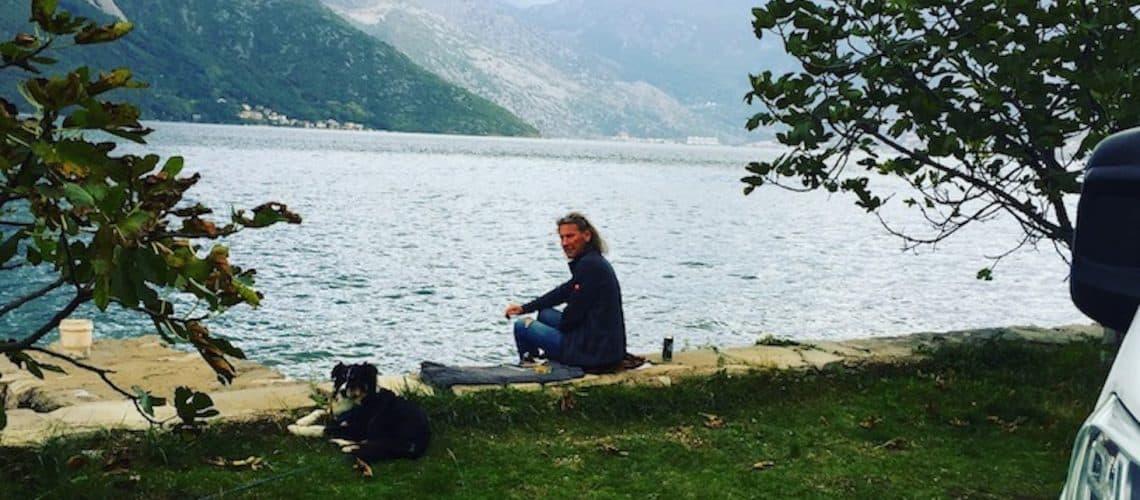 Kotor Camping Todorovic Hund
