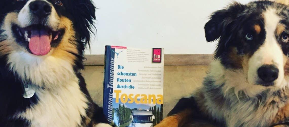 Wohnmobilreiseführer Womo reiseführer Toscana Toskana Tour Guide