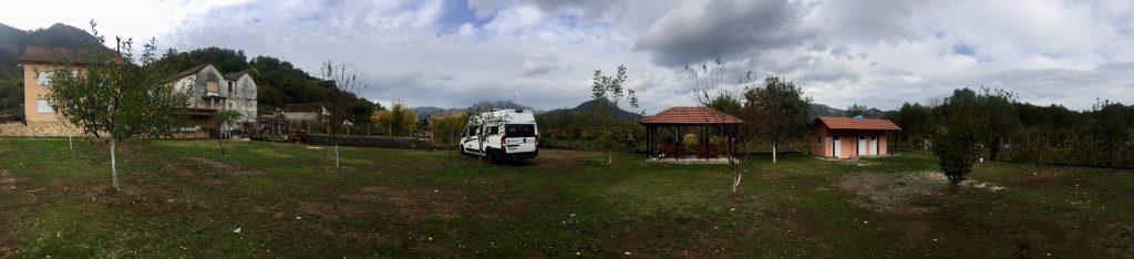 Camp Virpazar Montenegro