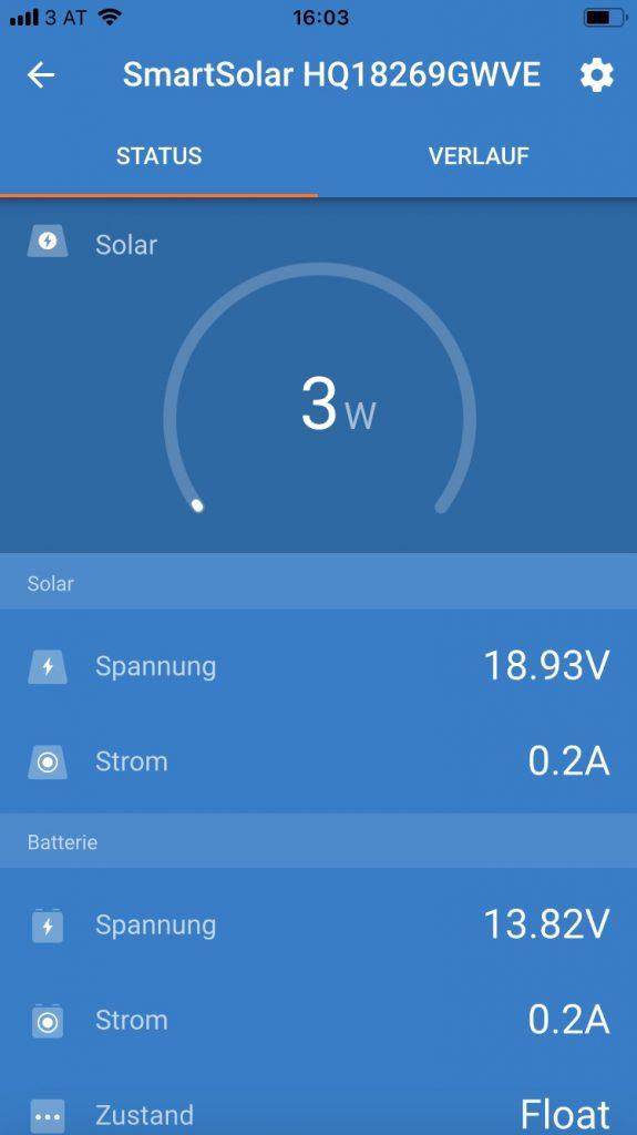 Laderegler Solarpaneel Solartasche Camping Campingbus Wohnmobil