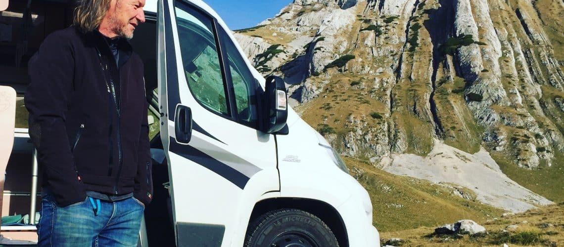 Montenegro Durmitor Camping wandern hund Nationalpark