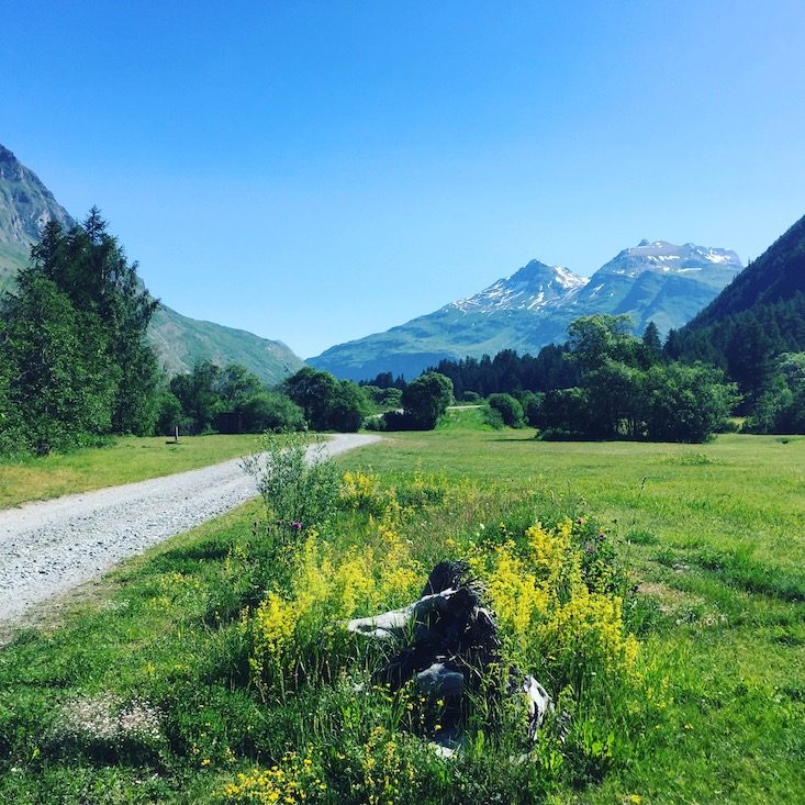 Vanoise Nationalpark Frankreich Alpen Wildcamping Weitwandern