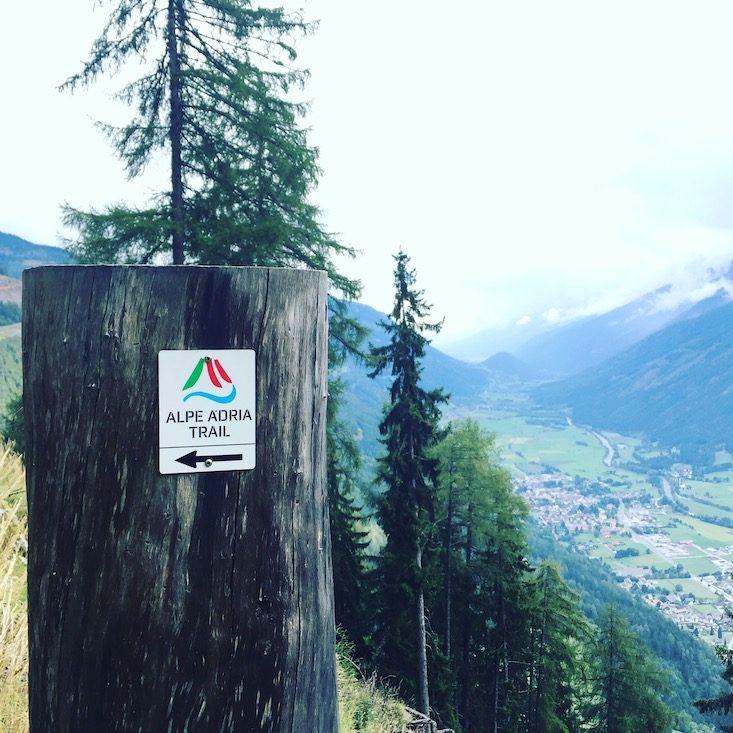 Alpe-Adria-Trail Hund Weitwandern Fernanden Kärnten