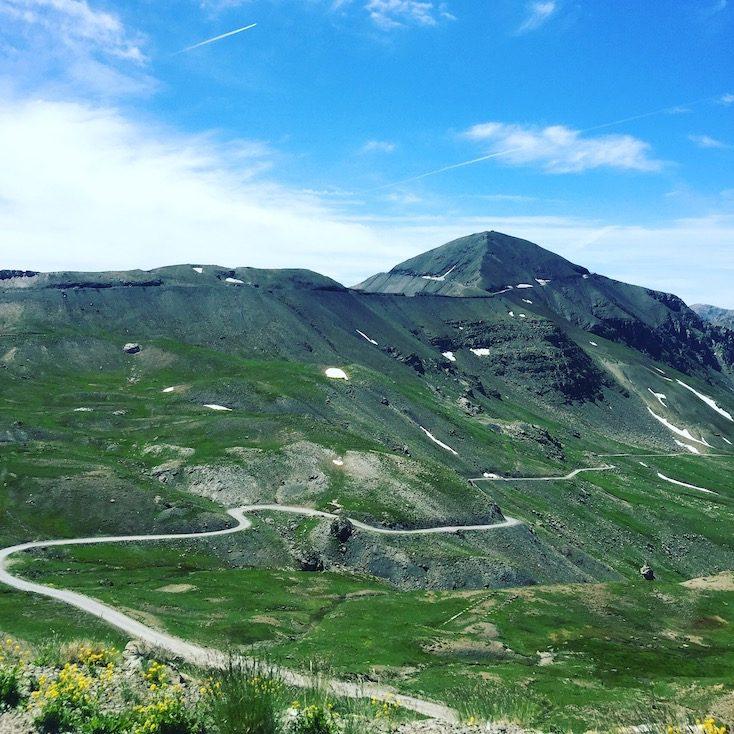 Col de la Bonette Cime Passstraße Alpen Frankreich Roadtrip Rundreise Camping Wildcamping Wohnmobil Campingbus