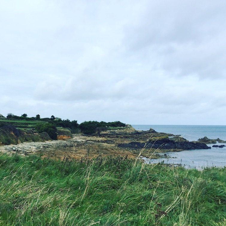La Hague Normandie La Manche Cotentin Wanderung wandern Küstenwanderung