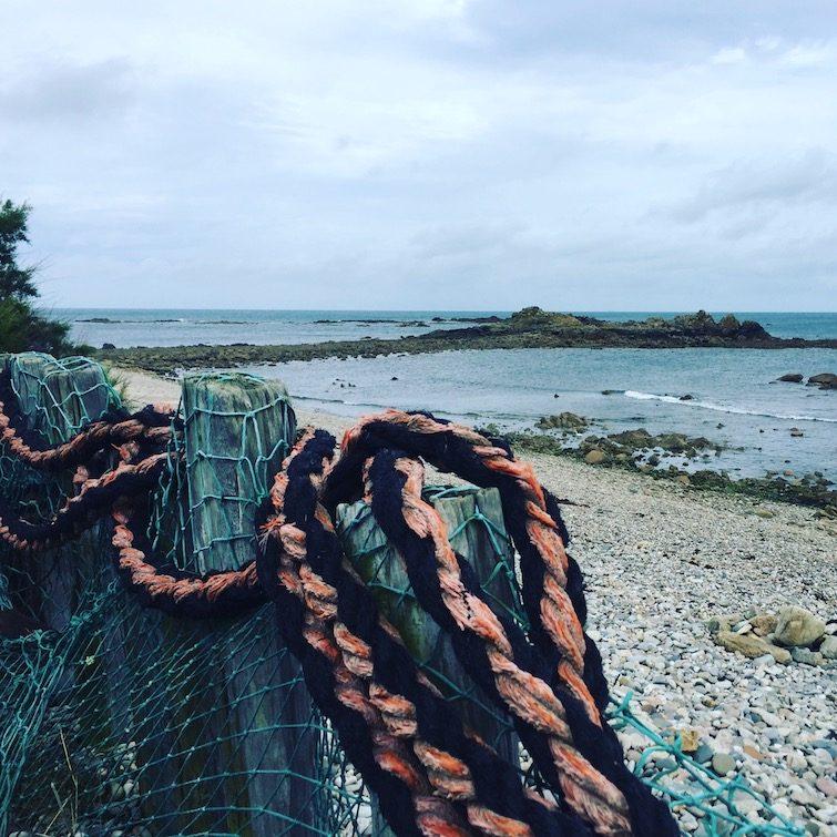 Normandie Küstenwanderung Frankreich Atlantik