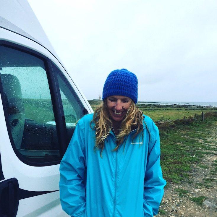 Frankreich Wildcamping Campingbus Van Wohnmobil
