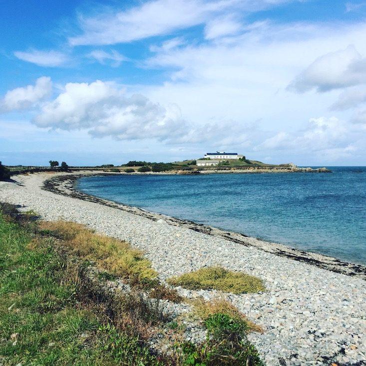 La Hague Normandie Cotentin La Manche Wandern Weiterwandern Zöllnerweg