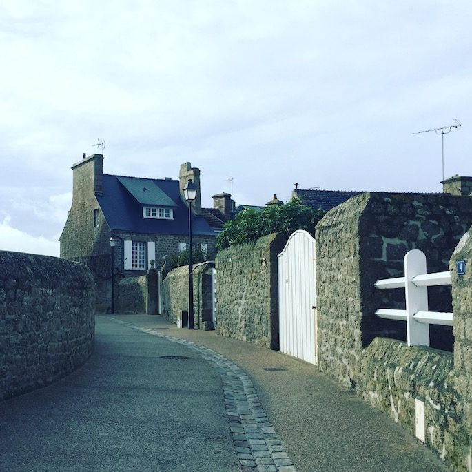 La Hague Steinhaus Normandie Frankreich La Manche Cotentin