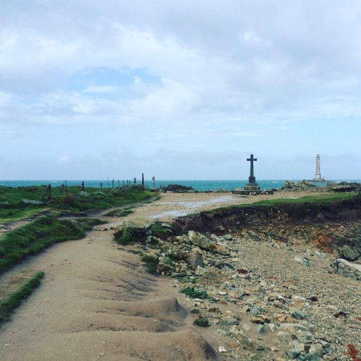La Hague Frankreich Normandie Wandern Küstenwanderung Weitwanderweg Sentier du Littoral
