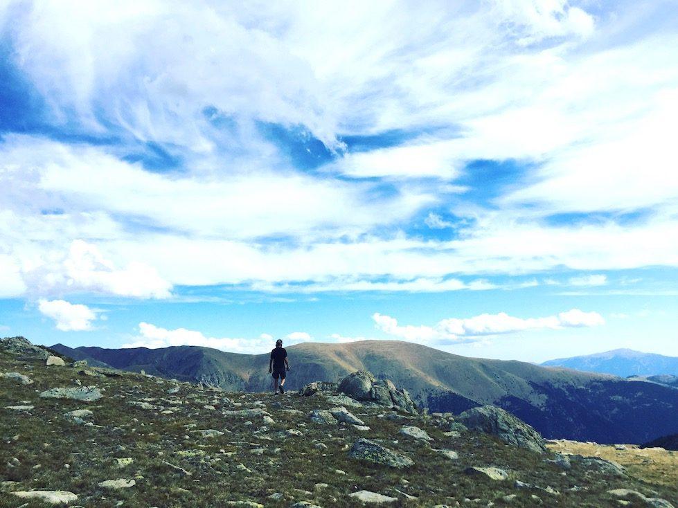Cerdanya Pyrenäen Spanien Katalonien Wandern Estanys de la Muga