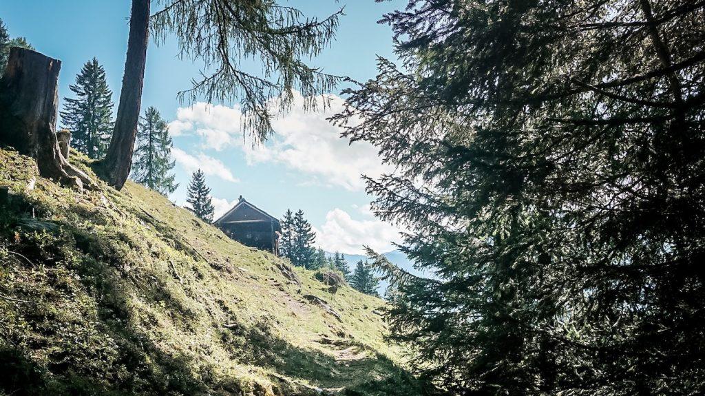 Etappe 4 Alpe-Adria Trail Weitwandern Hund Wanderung Kärnten