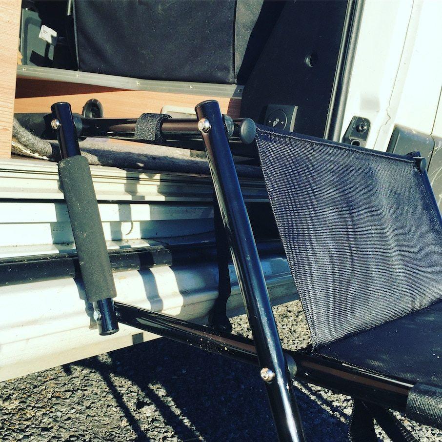 Friedrischs Hundetreppe Hunderampe Wohnmobil Campingbus Zubehör Camping mit Hund