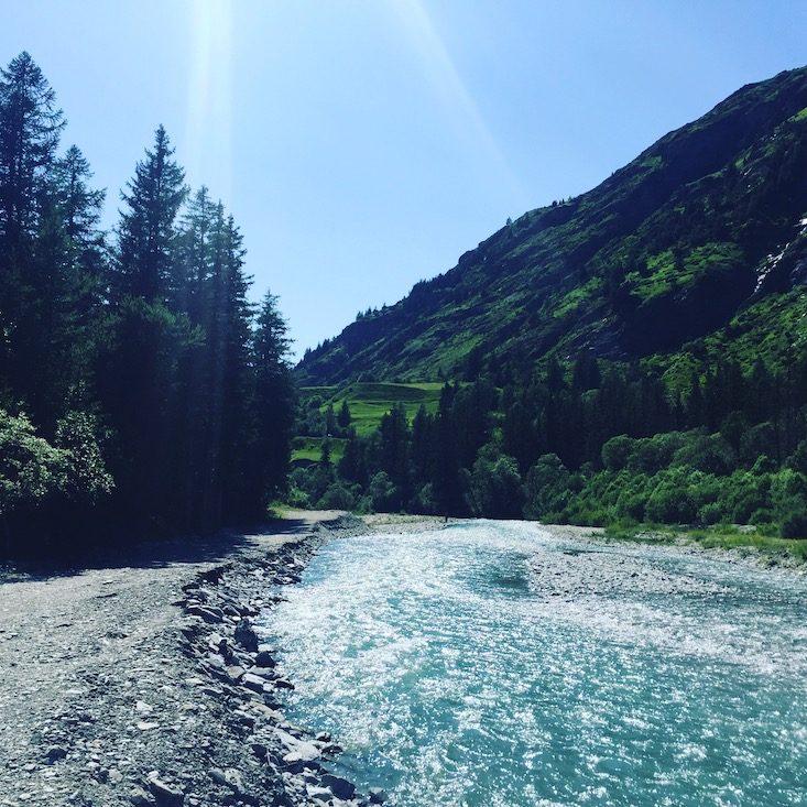 Val Cenis Frankreich Alpen Rhone-Alpes Roadtrip Camping mit Hund