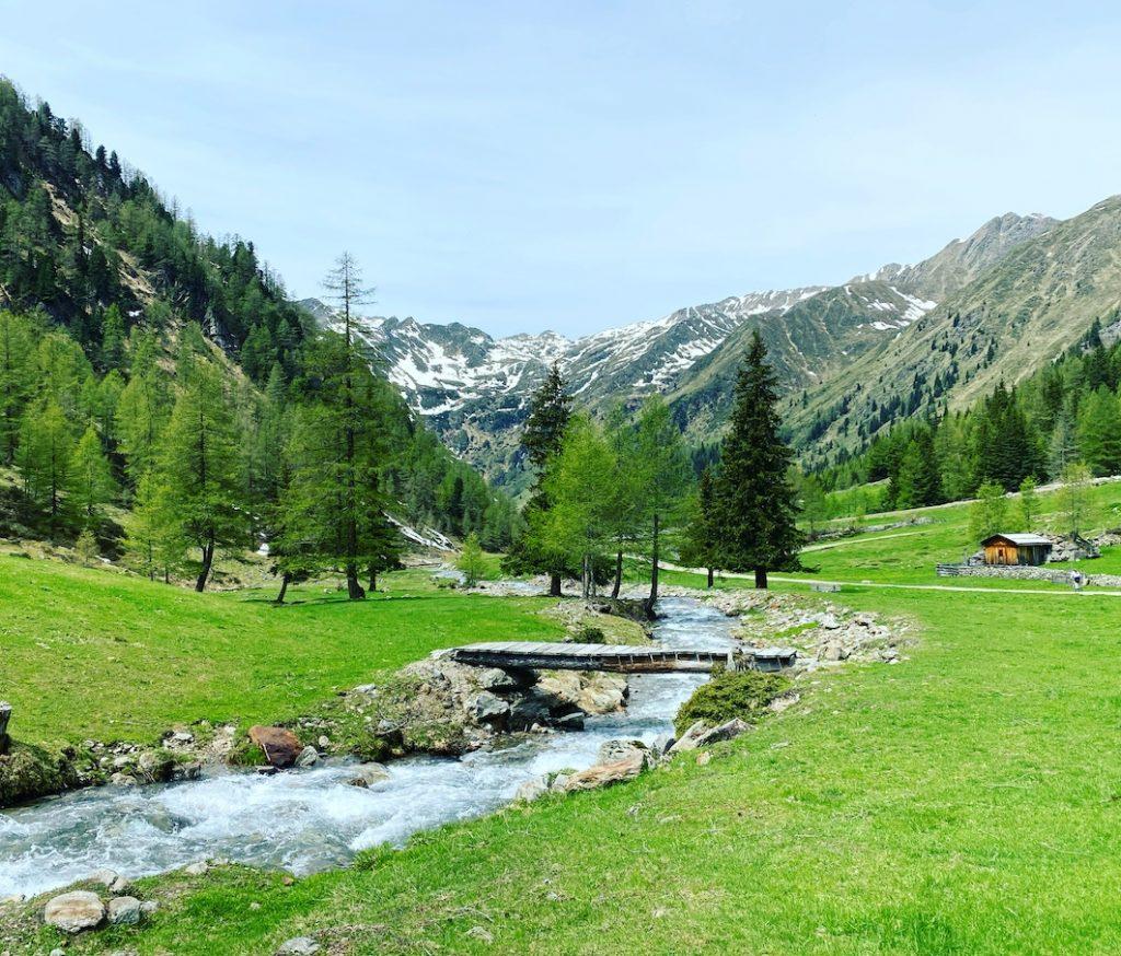 Roadtrip Rundreise Osttirol Österreich Villgratental Oberstaller Alm Camping Wandern mit Hund