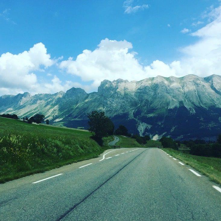 Devoluy Frankreich Alpen Rundreise Roadtrip