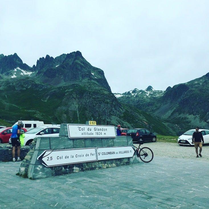 Col du Glandon Alpenpass Französisch Frankreich Rundreise roadtrip hund Wohnmobil
