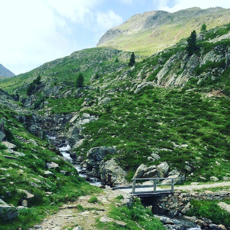 Roten Wand Staller Sattel Wanderung Defreggental Antholzer Tal Hohe Tauern Villgratner Berge