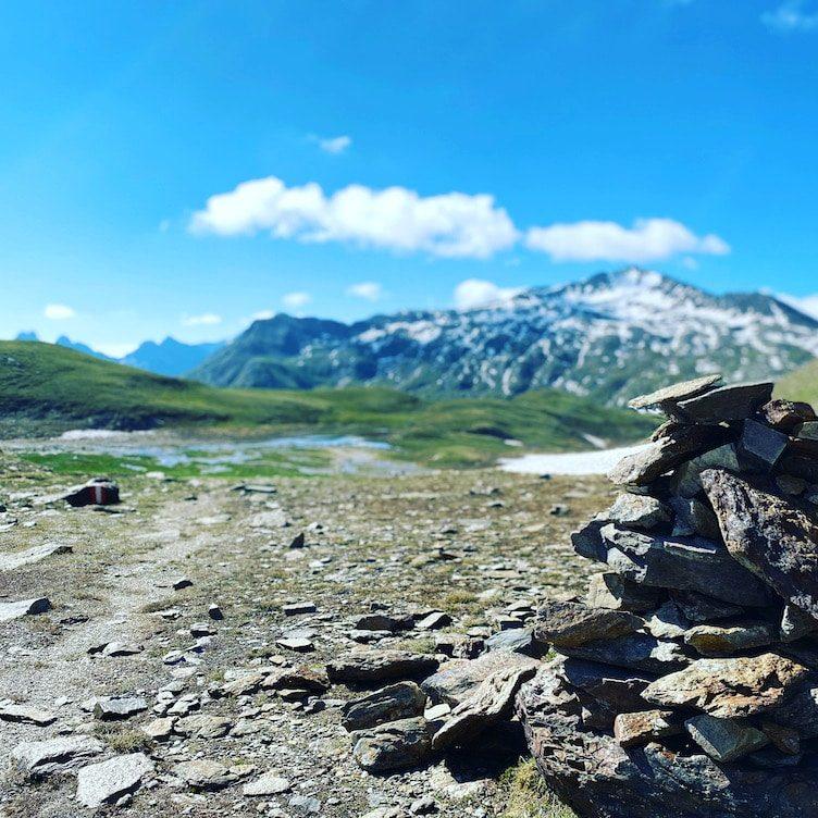 Degenhorn Villgratental Hohe Tauern Stoamandl