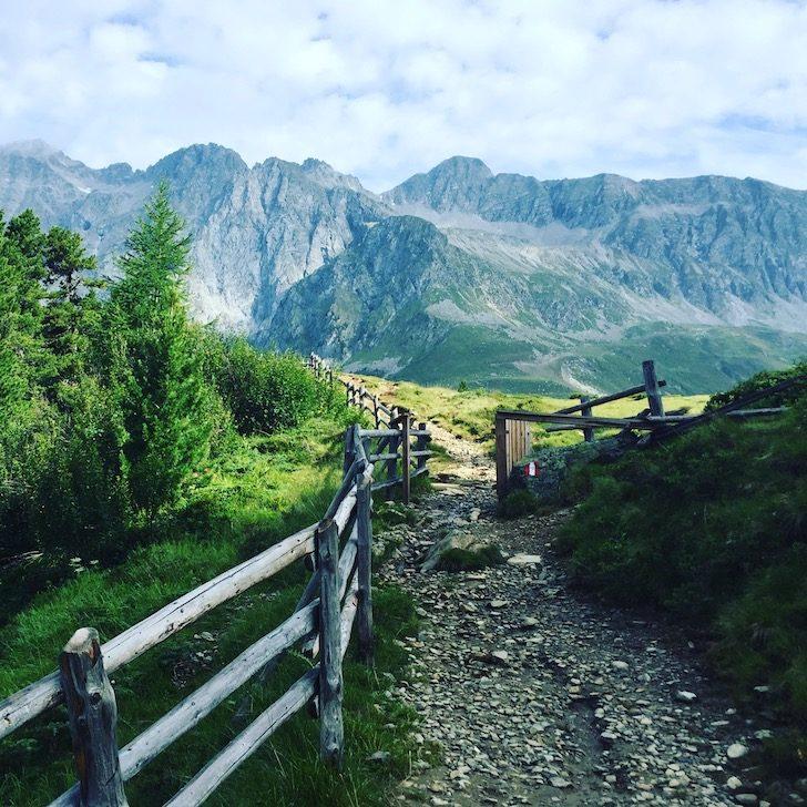 Osttirol Wandern Defreggental Hohe Tauern