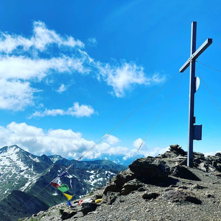 Großes Degenhorn Osttirol Villgratental Hohe Tauern Villgratner Berge