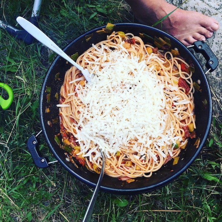 Cadac Spaghetti Pasta Camping Grill Vanlife