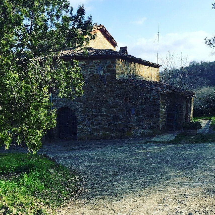 umbrien camper wanderung hunde Italien