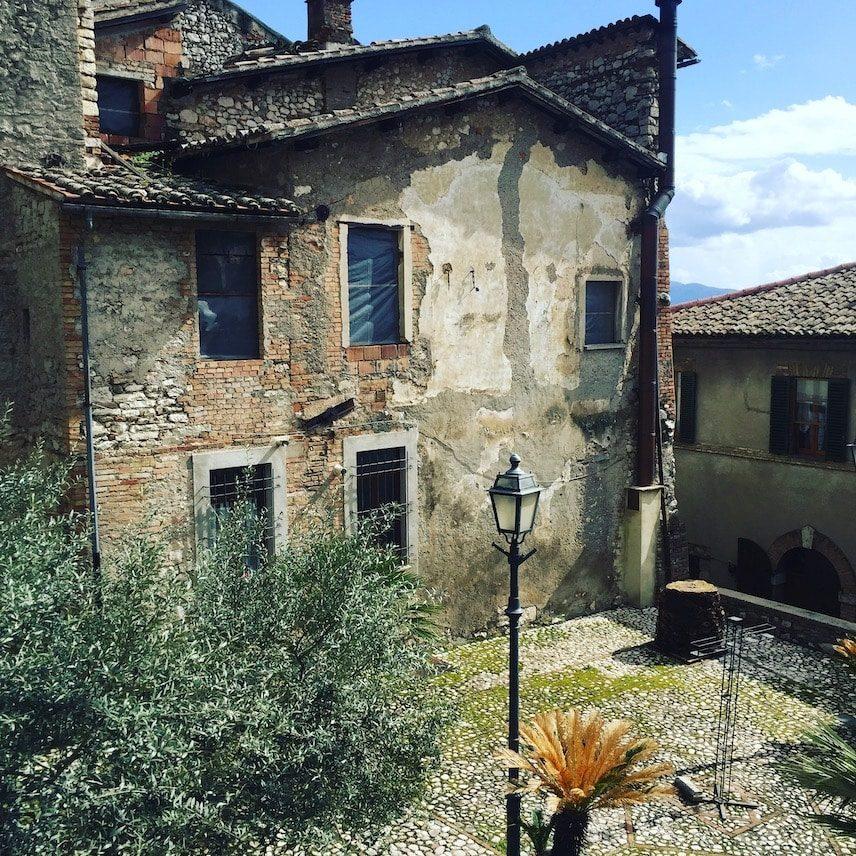 Umbrien Wohnmobil hunde hundetauglich wandern Italien